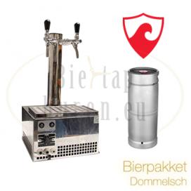 Bierpakket Dommelsch 20 liter fust met tap