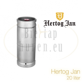 Hertog Jan 20 liter Bierfust