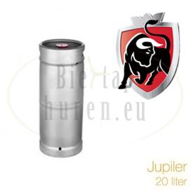 Jupiler Bierfust 20 liter