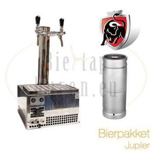 Bierpakket Jupiler 20 liter fust met tap