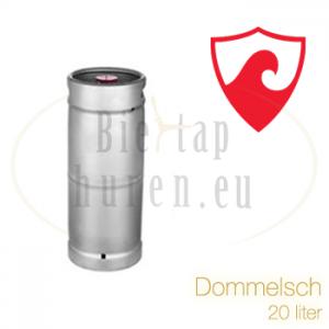 Dommelsch 20 liter Bierfust