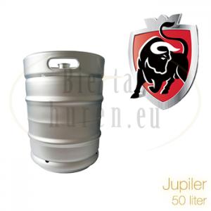 Jupiler Bierfust 50 liter